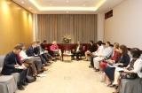 Thúc đẩy việc ký kết và phê chuẩn Hiệp định Thương mại tự do Việt Nam – EU