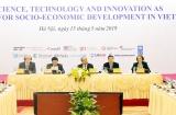 Thủ tướng Nguyễn Xuân Phúc dự Hội nghị Khoa học công nghệ và đổi mới sáng tạo