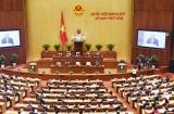 Quốc hội thảo luận Bộ luật Lao động (sửa đổi)
