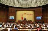 Bộ trưởng Đào Ngọc Dung trình Quốc hội dự thảo Bộ luật Lao động sửa đổi