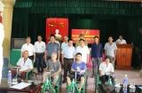 Nam Định: Quan tâm tạo điều kiện để người khuyết tật hòa nhập cộng đồng