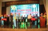 Công đoàn Cao su VN: Đón nhận Huân chương Lao động hạng nhất