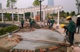 Tính năng vượt trội của bê tông áp khuôn trong xây dựng