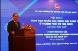 TPHCM: Tập trung đào tạo nhân lực trình độ quốc tế giai đoạn 2020 - 2030