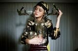 """Thu Quỳnh """"My Sói""""truyền cảm hứng về lòng can đảm và sự tự tin đến phụ nữ trẻ qua thời trang đương đại"""