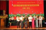 """Trao giải Cuộc thi """"Tìm hiểu 50 năm thực hiện Di chúc của Chủ tịch Hồ Chí Minh' Khối thi đua các Bộ, Ngành tổng hợp"""
