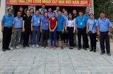 Công ty Changshin Việt Nam:Tặng quà cho 4 gia đình công nhân đã xây dựng được nhà mới