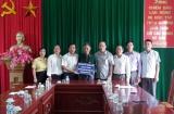 Đảng ủy Bộ Lao động - Thương binh và Xã hội hỗ trợ xây dựng nhà tình nghĩa cho người có công