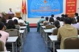 Khai giảng Khóa đào tạo Công tác xã hội đối với Trẻ tự kỷ khóa III