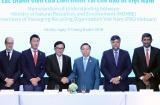 Hợp tác vì môi trường bền vững, thúc đẩy nền kinh tế tuần hoàn tại Việt Nam