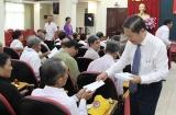 Hơn 80 người có công Đồng Tháp ra thăm thủ đô Hà Nội và vào Lăng viếng Bác