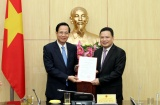 Lễ công bố và trao Quyết định bổ nhiệm Thứ trưởng Bộ Lao động – Thương binh và Xã hội