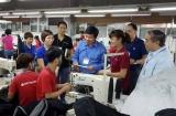 Cải thiện điều kiện và môi trường làm việc, giảm thiểu tai nạn lao động, bệnh nghề nghiệp