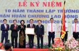 Trường Cao đẳng nghề Công nghệ cao Hà Nội kỷ niệm 10 năm thành lập