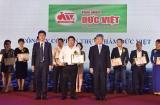 Thực phẩm Đức Việt vào Top 100 Sản phẩm – Dịch vụ Tin & Dùng 2019