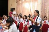 Hội đồng trẻ em - môi trường để trẻ em Hà Nội phát huy quyền tham gia