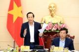 """Bộ trưởng Đào Ngọc Dung: """"Các văn bản pháp luật đã dành những gì tốt nhất cho thanh niên"""""""