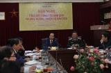 """Bộ trưởng Đào Ngọc Dung: """"Thanh tra đã chấn chỉnh một bước những khiếm khuyết của ngành"""""""