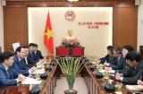 Thúc đẩy đưa tu nghiệp sinh Việt Nam sang làm việc tại tỉnh Aichi (Nhật Bản)