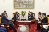 Bộ trưởng Đào Ngọc Dung: Hungary sẽ là đối tác quan trọng trong lĩnh vực lao động và xã hội