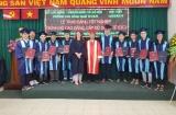 Trường Cao đẳng nghề TP.HCM: Trao bằng tốt nghiệp trình độ cao đẳng, cấp độ Quốc tế ( Úc) cho 46 tân cử nhân