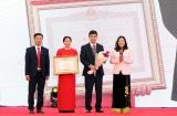 Làng trẻ em SOS Hà Nội đón nhận Bằng khen của Thủ tướng