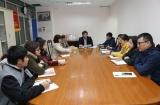 Chi bộ Tạp chí Lao động và Xã hội quán triệt công tác phòng, chống virus corona