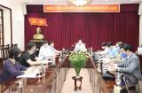 Bộ trưởng Đào Ngọc Dung: Khẩn trương đề xuất phương án hỗ trợ doanh nghiệp giữ chân người lao động do dịch bệnh Covid-19