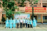 Trường Đại học Sư phạm Kỹ thuật Vĩnh Long tổ chức dạy học trực tuyến cho sinh viên qua siêu máy tính của trường