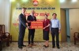 EuroCham Pharma Group chung tay với Mặt trận Tổ quốc Việt Nam trong việc tham gia ủng hộ cuộc vận động toàn quốc phòng, chống dịch bệnh  COVID-19