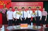 Công bố Quyết định bổ nhiệm Hiệu trưởng và Phó Hiệu trưởng Trường Đại học Sư phạm Kỹ thuật Nam Định