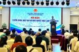 Gần 500 đại biểu dự Hội nghị tuyển sinh, đào tạo và giải quyết việc làm năm 2020 tại TPHCM