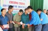 """Bắc Giang: Nhiều hoạt động thiết thực lan tỏa phong trào """"Đền ơn đáp nghĩa"""" của đoàn viên thanh niên"""