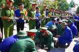 Phát hiện, quy tập và an táng liệt sĩ trên địa bàn tỉnh Quảng Trị