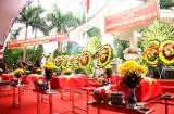 Hà Giang truy điệu và an táng các Anh hùng liệt sĩ tại Nghĩa trang Liệt sĩ Quốc gia Vị Xuyên
