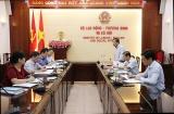 Rà soát công tác chuẩn bị Đại hội Đảng bộ Bộ lần thứ IX, nhiệm kỳ 2020-2025