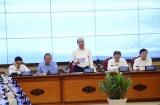 Thủ tướng Chính phủ Nguyễn Xuân Phúc làm việc với TP. Hồ Chí Minh