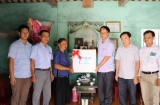 Huyện Ý Yên (Nam Định): Tri ân người có công bằng những hành động thiết thực