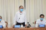 Bí thư Thành ủy TP.HCM Nguyễn Thiện Nhân: Muốn chống dịch thắng lợi, phải phòng sớm - phát hiện kịp thời - cách ly triệt để
