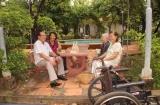 Trung tâm Dưỡng lão Thị Nghè bảo đảm môi trường xanh-sạch-đẹp trong chăm sóc người có công