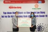 Tập đoàn Hưng Thịnh ủng hộ kinh phí cùng nhu yếu phẩm trị giá 5 tỷ đồng cho TP. Đà Nặng và tỉnh Quảng Nam phòng chống dịch Covid - 19