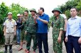 Thừa Thiên Huế: Chạy đua với thời gian tìm người mất tích tại Thủy điện Rào Trăng