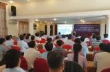 Trà Vinh tổ chức huấn luyện an toàn lao động trong lĩnh vực xây dựng