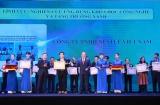 Nestlé Việt Nam vinh dự nhận Giải thưởng Môi trường Việt Nam