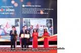 EVN được trao Giải thưởng 'Giọt hồng' vì thành tích xuất sắc trong hoạt động hiến máu tình nguyện