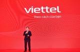 VIETTEL công bố nhận diện thương hiệu mới với sứ mệnh kiến tạo xã hội số