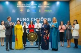"The Ho Chi Minh Stock Exchange ""Ring the Bell for Gender Equality"""