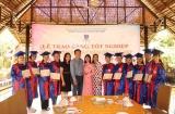 Trường Trung cấp Nguyễn Tất Thành: Lần đầu tổ chức lễ tốt nghiệp kết hợp trải nghiệm thực tế sông nước miền Tây