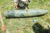 MAG safely destroyed 500lb bomb in Gio Linh district, Quang Tri province