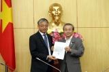Thứ trưởng Doãn Mậu Diệp tiếp Đoàn đại biểu HĐND tỉnh Hyogo, Nhật Bản